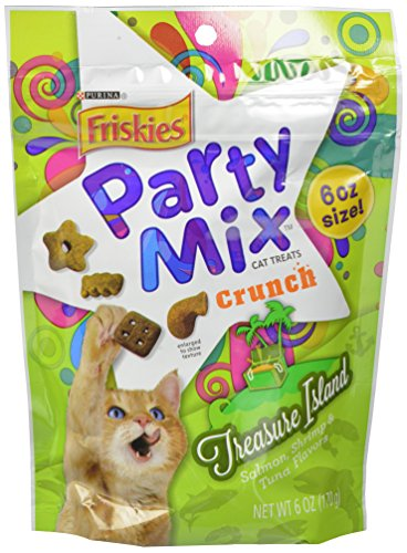 friskies-party-mix-cat-treats-treasure-island-crunch-salmon-shrimp-tuna-flavors-6-ounce-pouch-pack-o