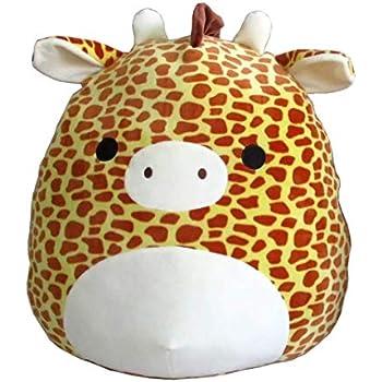 "Justice Squishmallow 20/"" JUMBO Fiona Arctic Fox  Plush Pillow Toy NWT 20/"""