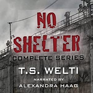 No Shelter Trilogy Audiobook