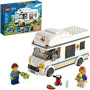 60283 LEGO® City Trailer de Férias; Kit de Construção (190 peças)