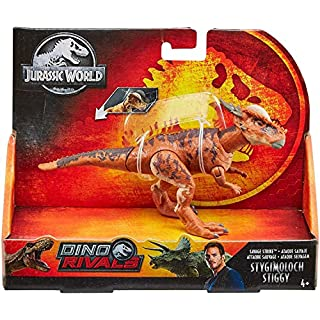 Jurassic World Action Figure Dino Rivals Savage Strike Stygimoloch Stiggy Jurassic Park Action Figure