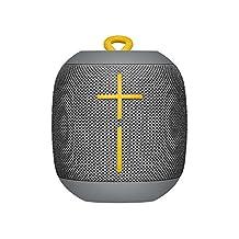 Ultimate Ears WONDERBOOM Super Portable Waterproof Bluetooth Speaker, Grey (984-000844)