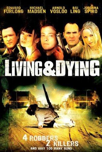 Living & Expiring POSTER Movie (27 x 40 Inches - 69cm x 102cm) (2008)