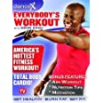 DanceX: Fun Total Body Cardio Fitness DVD - Everybody's Workout Home Exercise DVD with FREE Bonus Content - As Seen On TV - D
