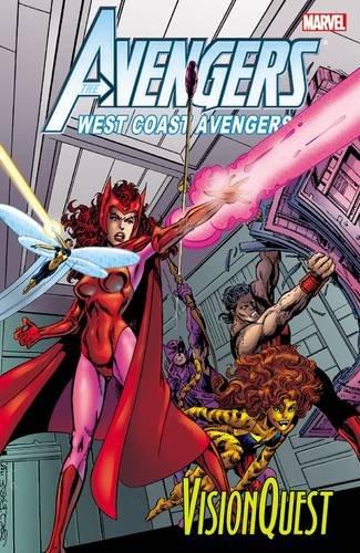 Avengers West Coast: Vision Quest (Avengers West Coast Avengers)