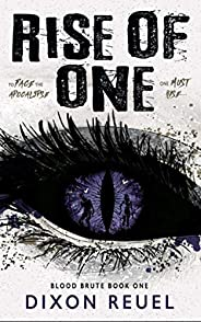 Rise of One (Dark Urban Paranormal Fantasy): Blood Brute - Book 1 (English Edition)