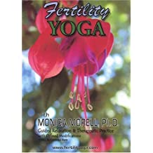 Fertility Yoga with Monica Morell, Ph.D.: Guided Relaxation & Therapeutice Practice, with Offered Modifications by realyoga by om shanti