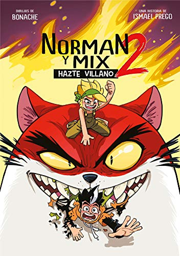 Norman y Mix 2 Hazte villano (Tendencias)