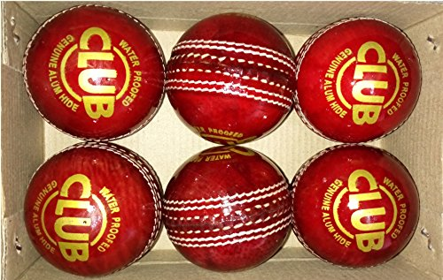Club Leather Cricket Ball – Best Cricket Ball In 2021