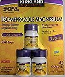 Kirkland Signature Esomeprazole Magnesium Acid