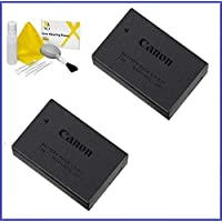 Canon LP-E17 Battery Pack for EOS Rebel T6i, T6s, M3, M5...