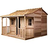 RanchHouse 12 x 12 Cedarshed
