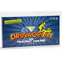 Drinkopoly CRZ497019 Party/Drinking Board Game