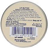 NIVEA Lip Butter Loose Tin, Vanilla & Macadamia