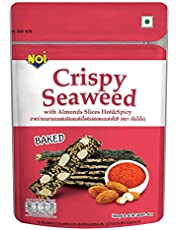 Tong Garden Crispy Seaweed with Almond Slices Hot and Spicy, 40g