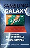 Samsung Galaxy Chromebook 2020: Learning the