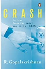 Crash: Lessons from the entry and exit of CEOs Hardcover