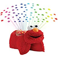 Pillow Pets Sleeptime Lite Sesame Street Elmo - Stuffed...