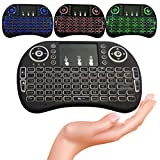 Goodtrade8 a36 Gotd 2.4 G Backlit Wireless Touchpad Keyboard Air Mouse for PC Pad Android TV Box