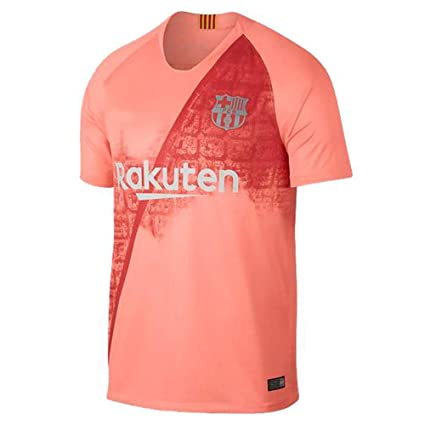 Barcelona 3rd Kit Football Jersey with Shorts 2018-2019 (Large 40 quot ) 153d533b3