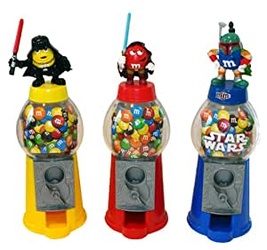 Candy Rific M&M Star Wars 9 Inch Dispenser, 0.53 Ounce(Packaging may vary)
