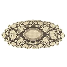 Heritage Lace Windsor 15-Inch by 33-Inch Runner, Antique