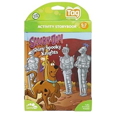 Scooby-Doo Shiny Spooky Knights Gr 5-7: Toys & Games
