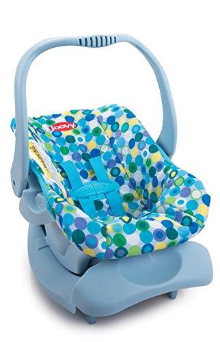 Doll Toy Car Seat Blue