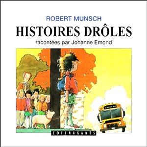 Histoires drôles 1 | Livre audio