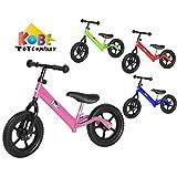 Kobe Metal Pink Balance Bike