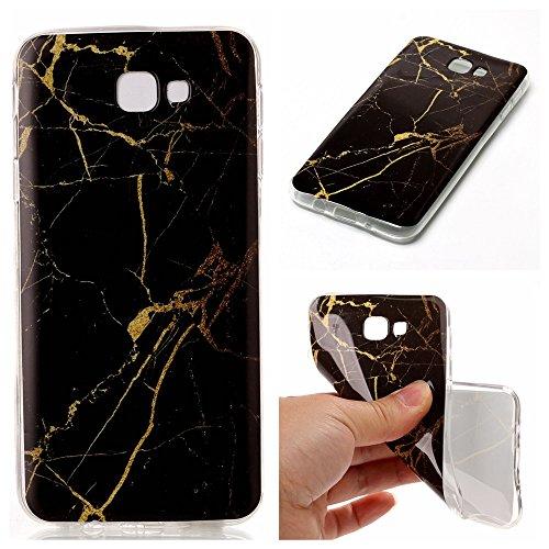 Slim Shockproof Case for Samsung Galaxy On7 (Black) - 6