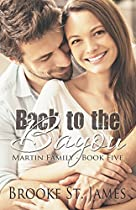 Back To The Bayou (martin Family Book 5)