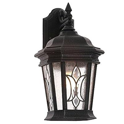 Progress Lighting P5659-71 Cranbrook Collection Gilded Iron 1-light Wall Lantern
