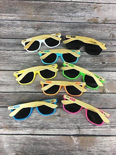 Personalized Bamboo Sunglasses - Adult - Birthday Sunglasses 30th
