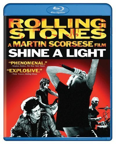 Shine A Light (2008) (BD) [Blu-ray] by Warner Bros. by Various
