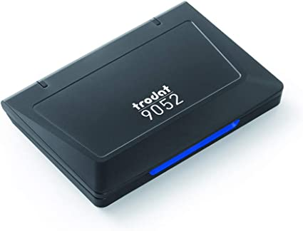 Trodat 9052 - almohadillas para sellos (Azul): Amazon.es: Oficina ...