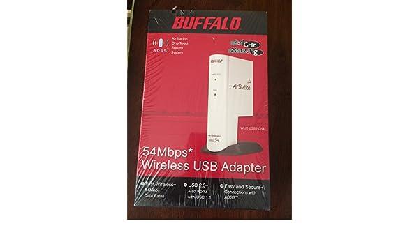 WLI2 USB2 G54 WINDOWS VISTA DRIVER