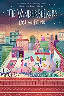 Book Cover: The Vanderbeekers Lost and Found