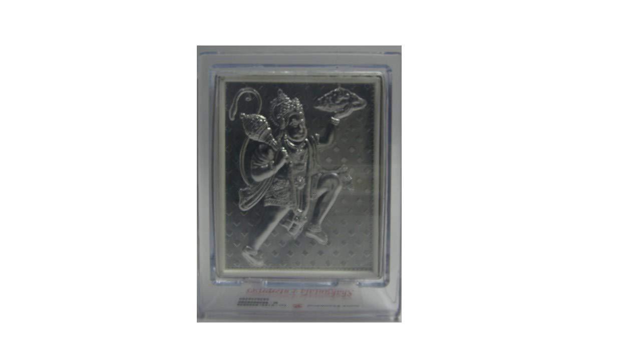 Buy Gift Boutique Transparent Plastic Frame Of Hanuman Ji Photo In