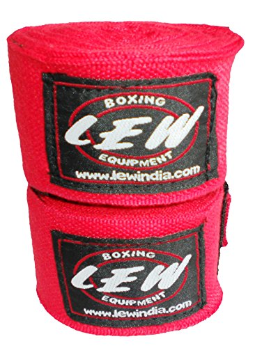 Lew MYSPOGA_1515691 Other 180″ Mexican Style Stretch Hand Wrap, 180″ (Red) Price & Reviews
