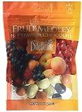 Dilettante Chocolate Covered Fruit Medley Dragées - 7oz Pouch