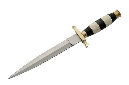 Amazon.com: Pakistán cuchillos Commando cuchillo 13 1/8 ...