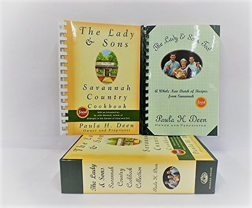The Lady & Sons Savannah Country Cookbook Collection by Paula H. Deen