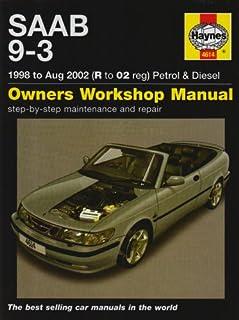 saab 9 3 service and repair manual 02 07 haynes publishing rh amazon com saab 9-3 repair manual pdf repair manual saab 9-3 download