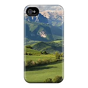 MzGpJxu2194ISSJn Wonderful Valley In Italy Fashion Tpu 4/4s Case Cover For Iphone