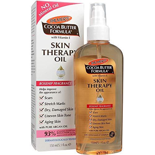 Palmer's Cocoa Butter Formula with Vitamin E, Skin Therapy Oil, Rosehip...