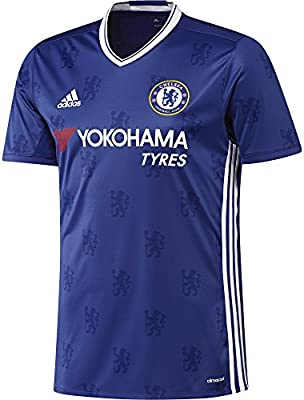 the best attitude 0b269 8583b Adidas Chelsea FC 2016/17 SS Home Jersey - Adult - Chelsea Blue/White -