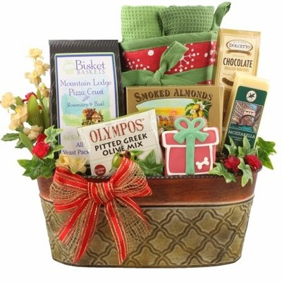 Italian Holiday! Gourmet Holiday Gift for Dog and Owner by Organic Stores
