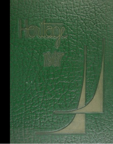 1967 Yearbook: Shawnee Mission South High School, Overland
