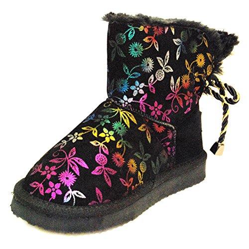Unbekannt Women's Slip-On Boots X59hp7Rdg7